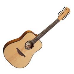 Guitare 12 cordes LAG T66D12