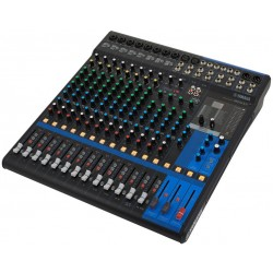 Table de mixage Yamaha MG16XU