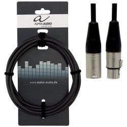 Cable micro XLR/XLR ALPHA...