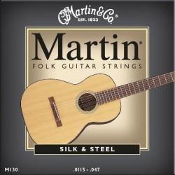 Jeu de cordes MARTIN SILK &...