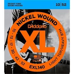 CORDES D'ADDARIO EXL140