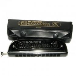 Harmonica HOHNER Chrometta 12