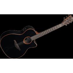 Guitare LAG T100 ASCE BK