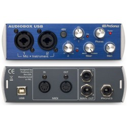 INTERFACE PRESONUS AUDIOBOX...