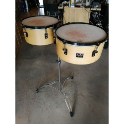 "Timbales AFRO 14"" et 15""..."