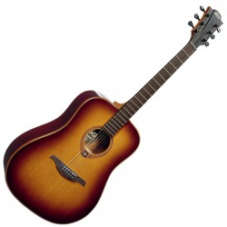 Guitare folk LAG T100D BRS