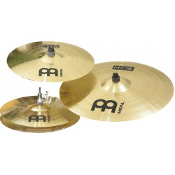 PACK CYMBALES MEINL HCS
