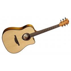 Guitare electro LAG...