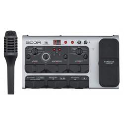 Multi-Effets voix Zoom V6