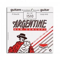 Jeu de cordes Jazz manouche à boucle 10-45 ARGENTINE 1510