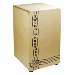 DUENDE CAJON SWING & BRUSH