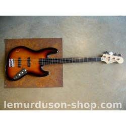 Squier Jass Bass Fretless Vintage modified