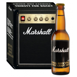 MARSHALL PACK 6 BIERES